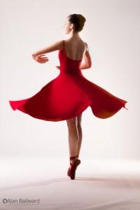 Summer Dance Program Student