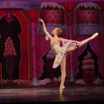 Marin (14) as Sugar Plum Fairy in FVAD Nutcracker 2015