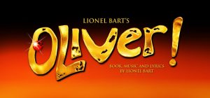 Banner for Oliver! the musical.