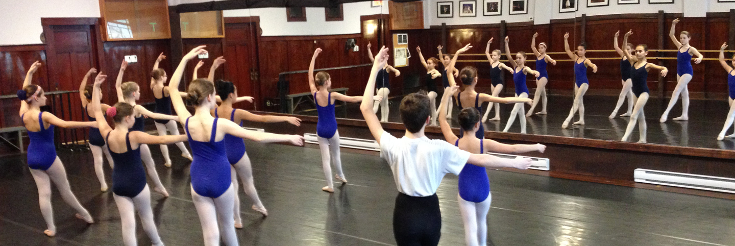 Classical ballet, contemporary, and musical theatre training.