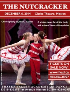 Nutcracker 2014 Dance Performance