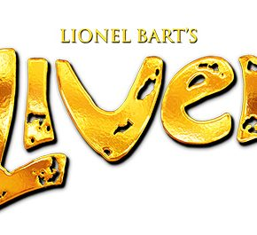 Logo for Oliver! the musical.