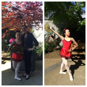Surrey Festival of Dance 2015 - Ann Li Jie