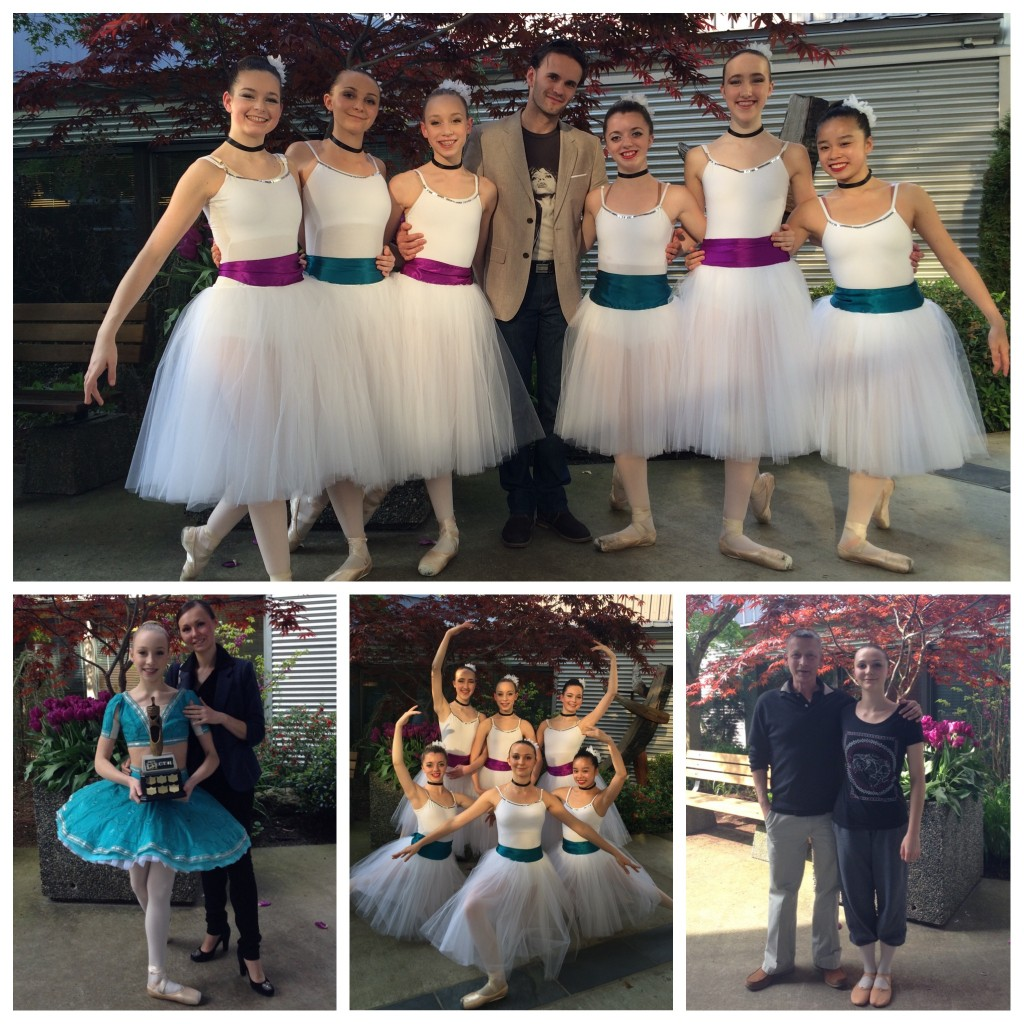 Surrey Festival of Dance 2015 - FVAD Group