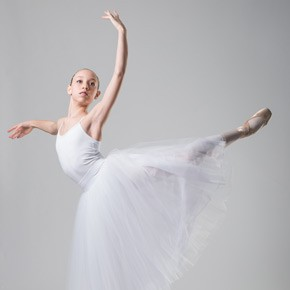 Classical Ballet Student