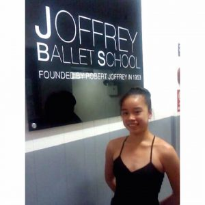 Ann Joffrey School 2015 - Summer Intensives