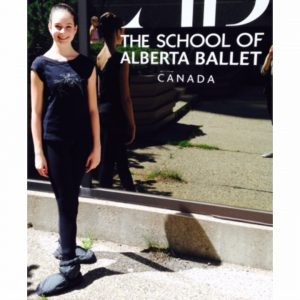 PPA II Student - Kaylie - School of AB - Summer Intensives