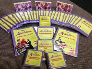 Aladdin Showkits - Last chance to join