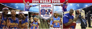 Harlem Globetrotters 90th Anniversary Tour!