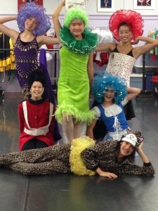 Halloween Dance Days 2015