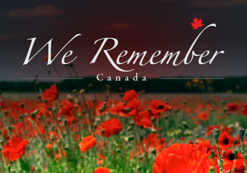 Closed Remembrance Day 2017