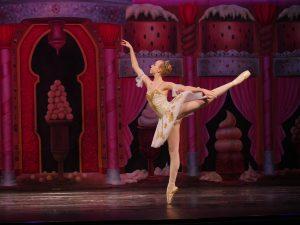 Marin (14) as Sugar Plum Fairy in FVAD Nutcracker 2015