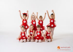 Pre-School Dance Performances Nov 2016