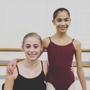 Royal Winnipeg Ballet School Summer 2017