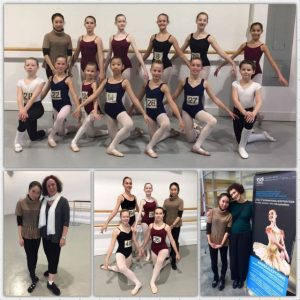 Royal Winnipeg Ballet School Audition Tour 2017