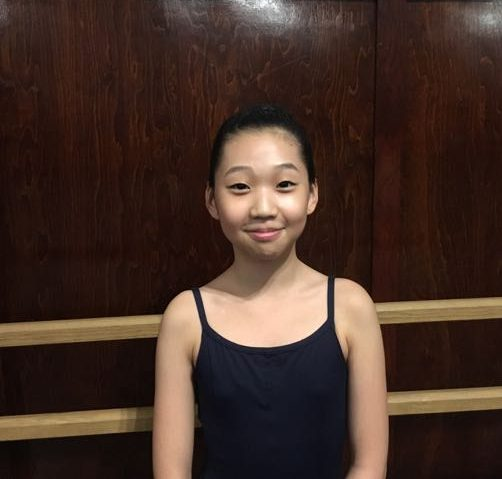 Fraser Valley Academy of Dance student invited to Royal Winnipeg Ballet School Summer 2017