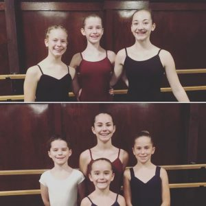 Fraser Valley Academy of Dance students receive invitations to School of Alberta Ballet Summer 2017