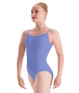 New dress codes: Periwinkle leotard for FVAD Grades 1-2 Ballet 2018-19
