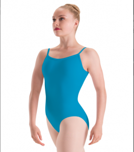 Turquoise leotard for FVAD Grade 3 Ballet 2018-19