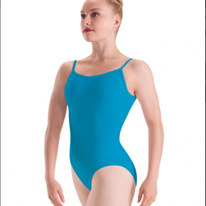 Turquoise leotard for FVAD Ballet 4 2017-18