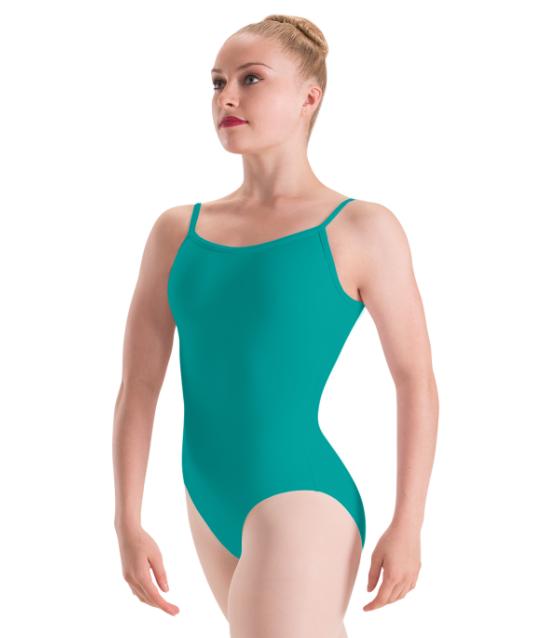 Teal leotard for FVAD Grades 5-6 Ballet 2018-19