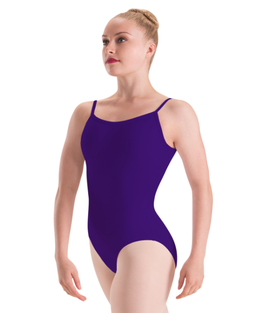 Ultraviolet leotard for FVAD Intermediate Foundation Ballet 2018-19