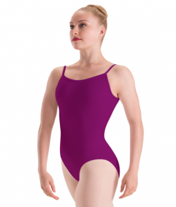 Raspberry leotard for FVAD Intermediate Ballet 2017-18