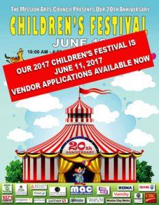 MAC Children's Festival 2017