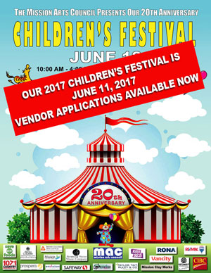 MAC Children's Festival 2017