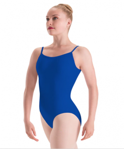 Royal Blue leotard for FVAD Ballet 5 Ballet 2018-19