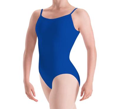 Royal Blue leotard for FVAD Ballet 5