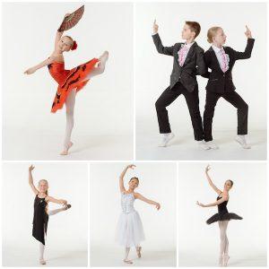 Royal Winnipeg Ballet School invites six FVAD students