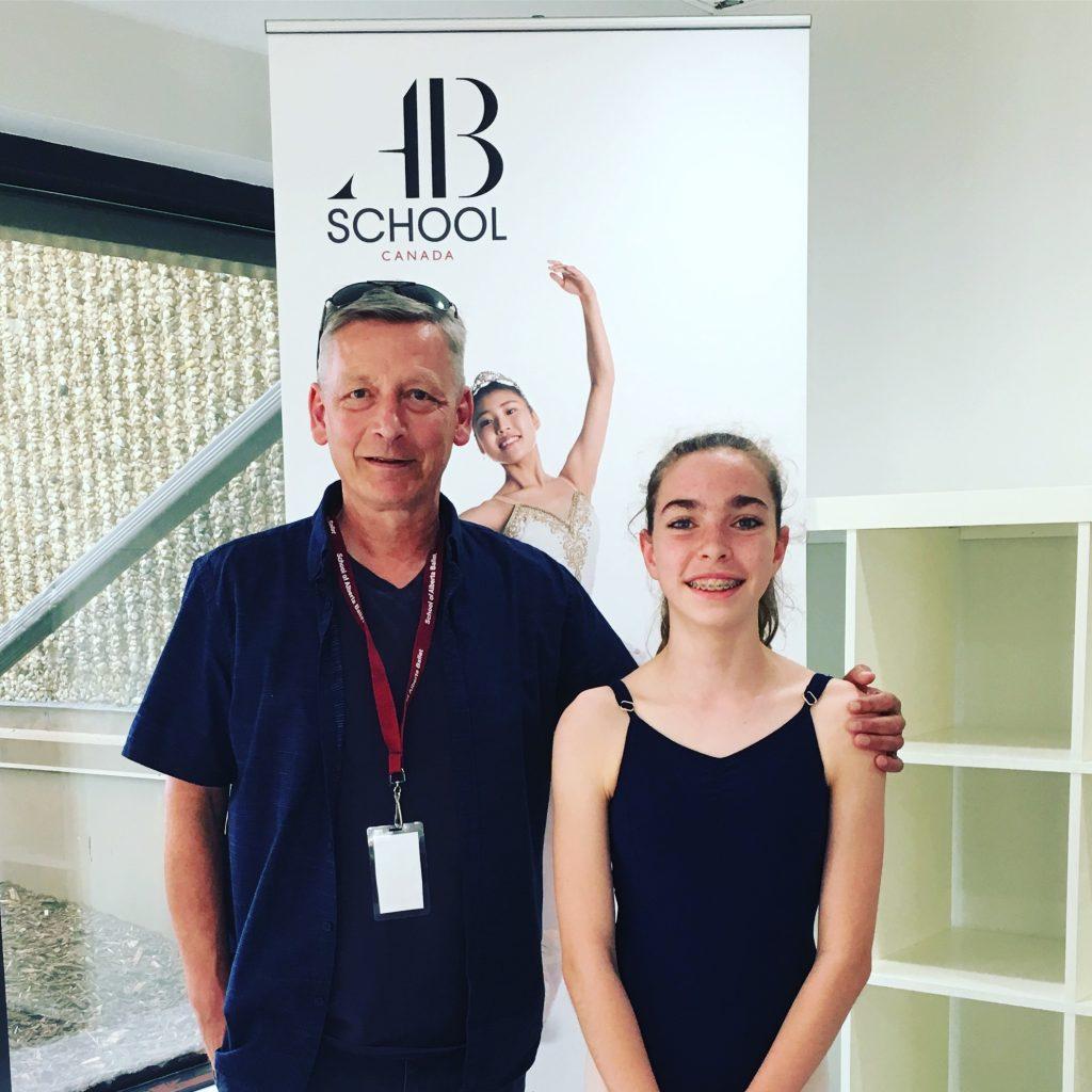 FVAD at Alberta Ballet School 2018