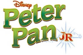 Disney's Peter Pan Jr logo
