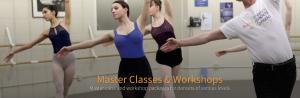 Canada Ballet Jorgen Pointe Shoe Clinic 2020