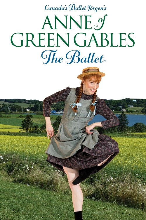 CBJ Anne of Green Gables the Ballet