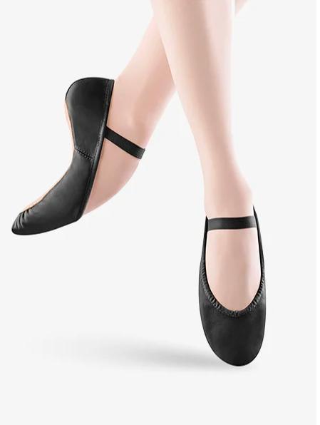 Bloch Dansoft S0205L Black Ballet Slipper