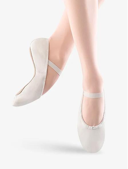 Bloch Dansoft S0205L White Ballet Slipper
